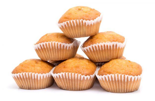 muffin con olio di oliva