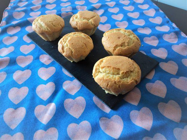 Muffin glassati