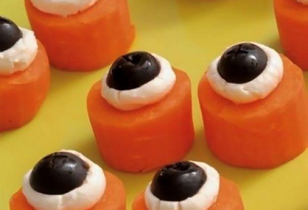 Occhi mangerecci di Halloween