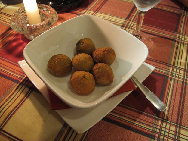 Olive impanate