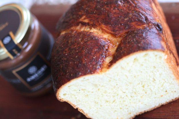 Pan brioche alle castagne