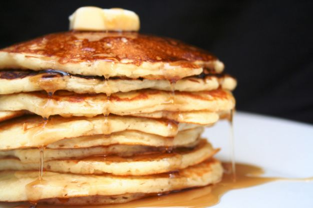 Pancakes con la zucca