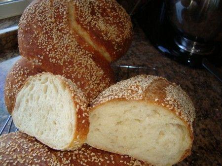 Pane siciliano all'olio di oliva