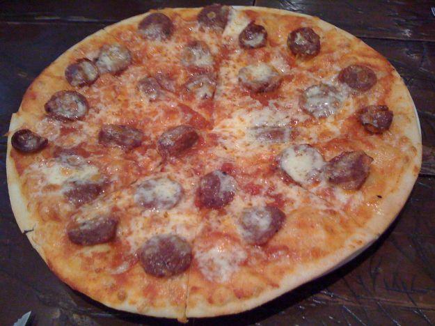 Pizza americana o pizza di Chicago