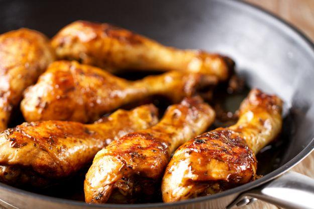Errori cottura del pollo