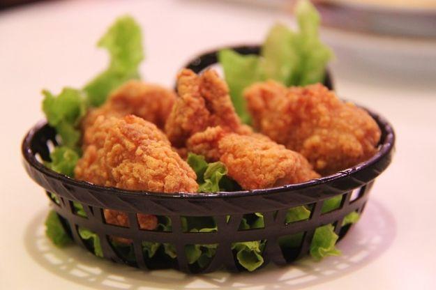 Il pollo fritto di Los Pollos Hermanos