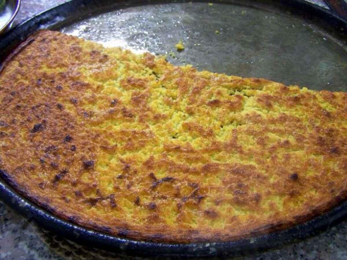 Ricetta Farinata Originale.Farinata Di Ceci Buttalapasta