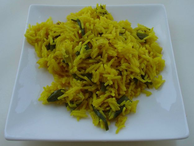 Riso basmati al curry