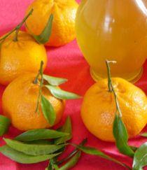Rosolio di mandarini