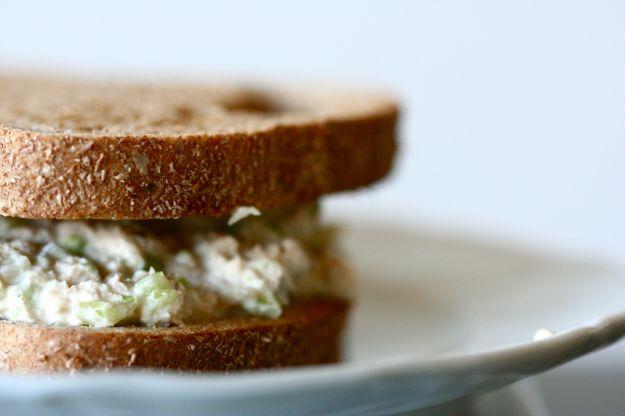 Sandwich vegetariani