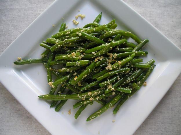 sesame green beans 006