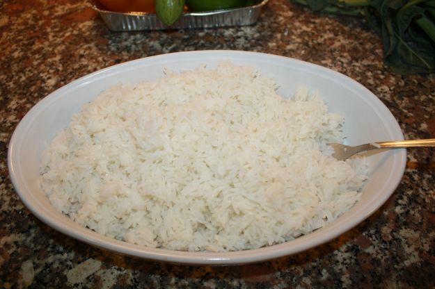 05 riso al vapore cucina cinese
