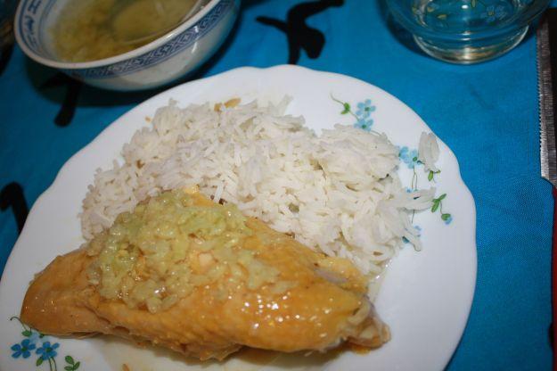 10 pollo allo zenzero cucina cinese