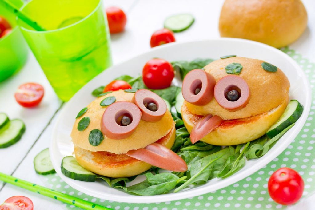 menù di halloween ricette per bambini
