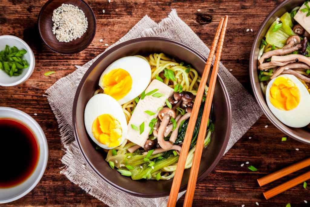 Cucina giapponese: ramen