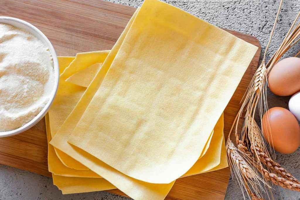 Sfoglia di lasagna