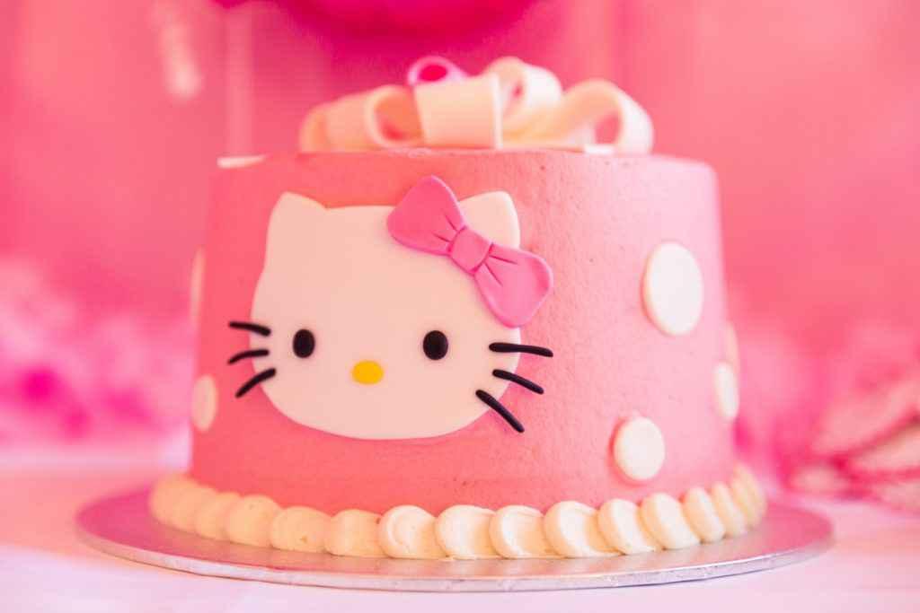 torta per bambini hello kitty