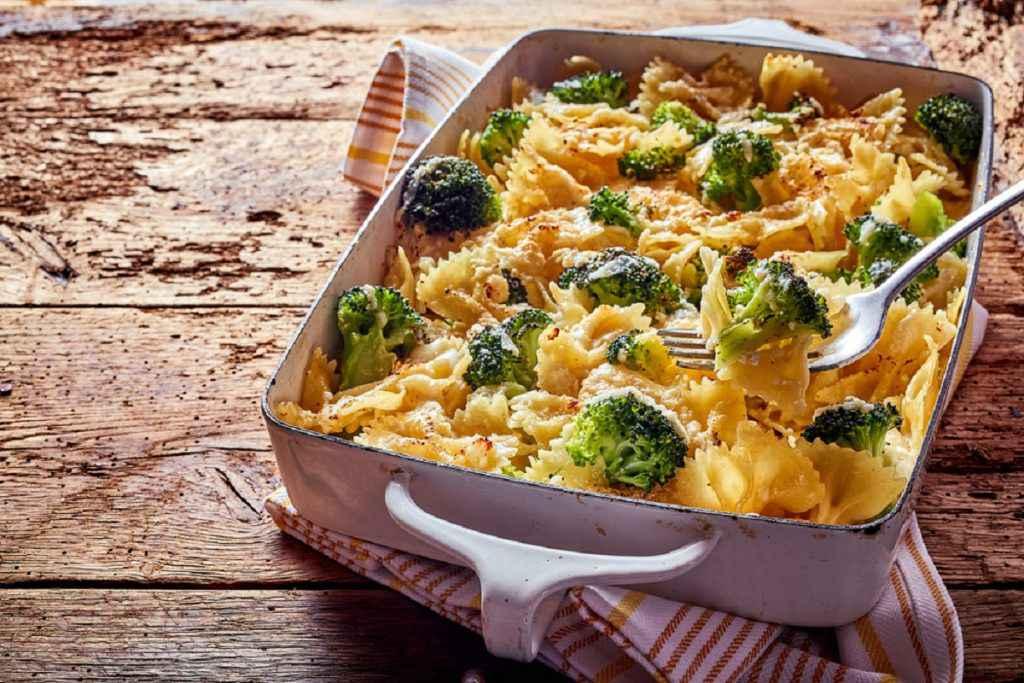 pasta con broccoli ricette