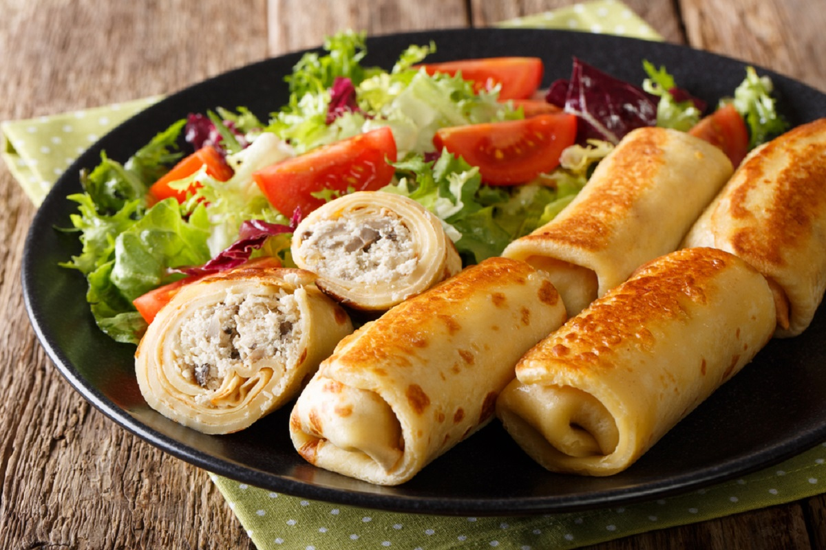 ricetta crepes salate