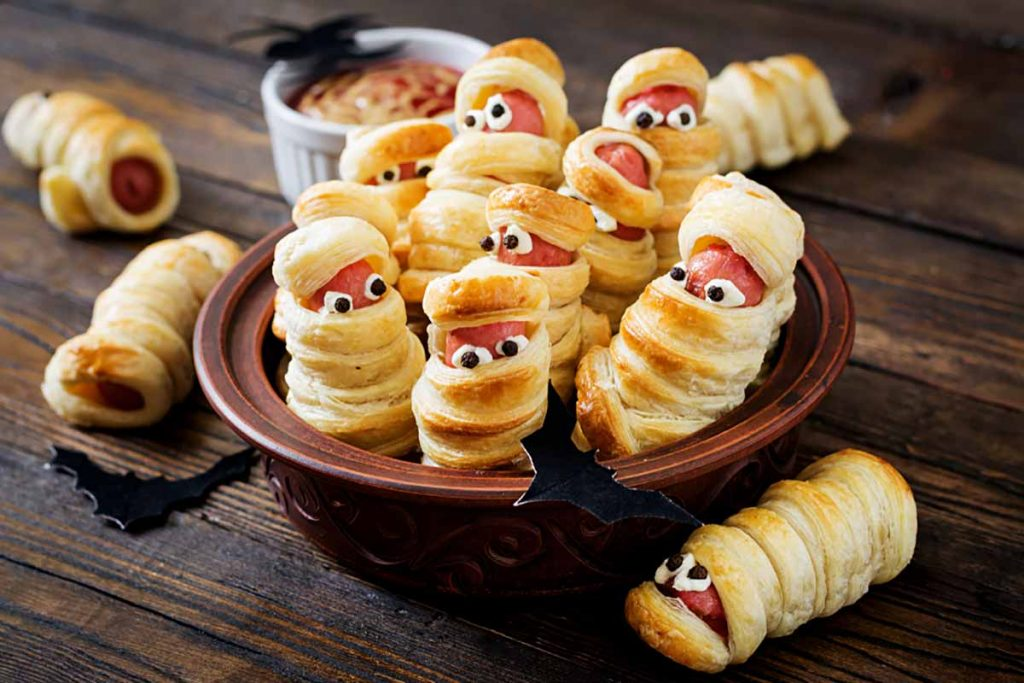 Test ricette Halloween
