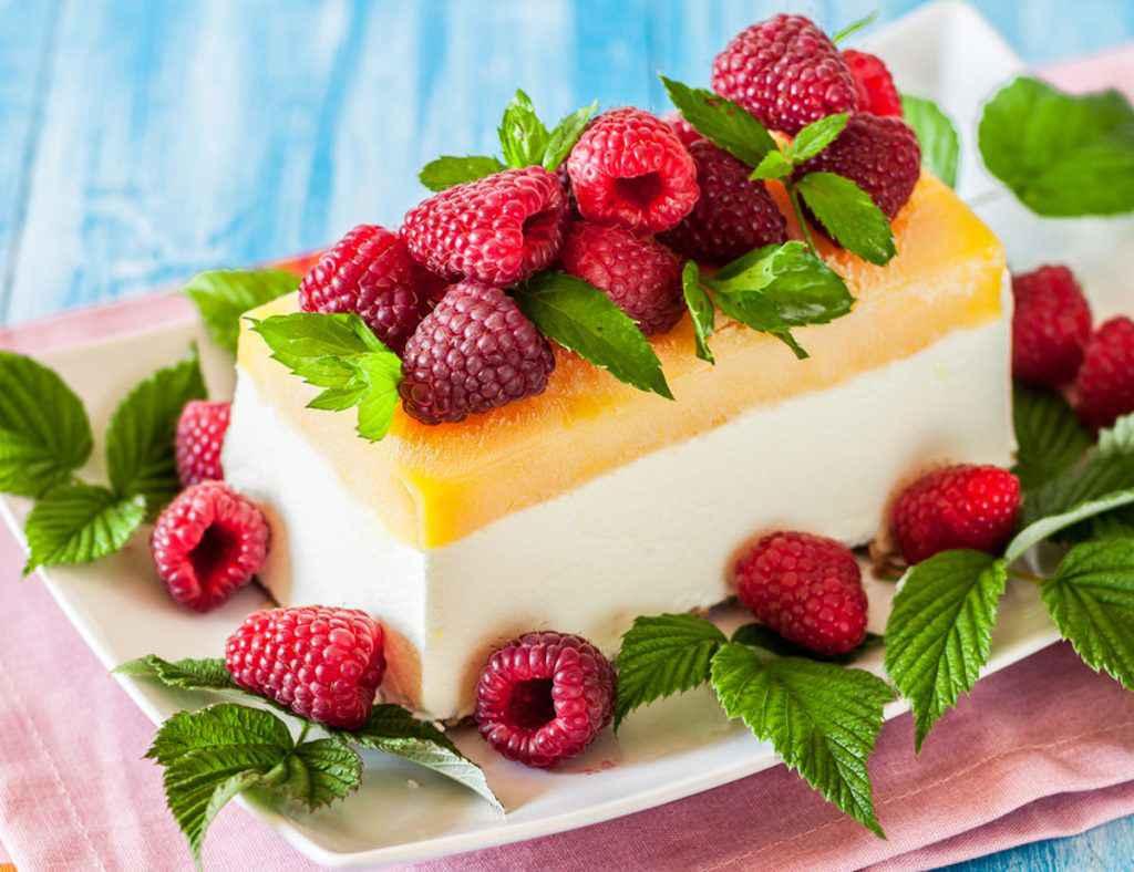 Torte fredde estive con frutta