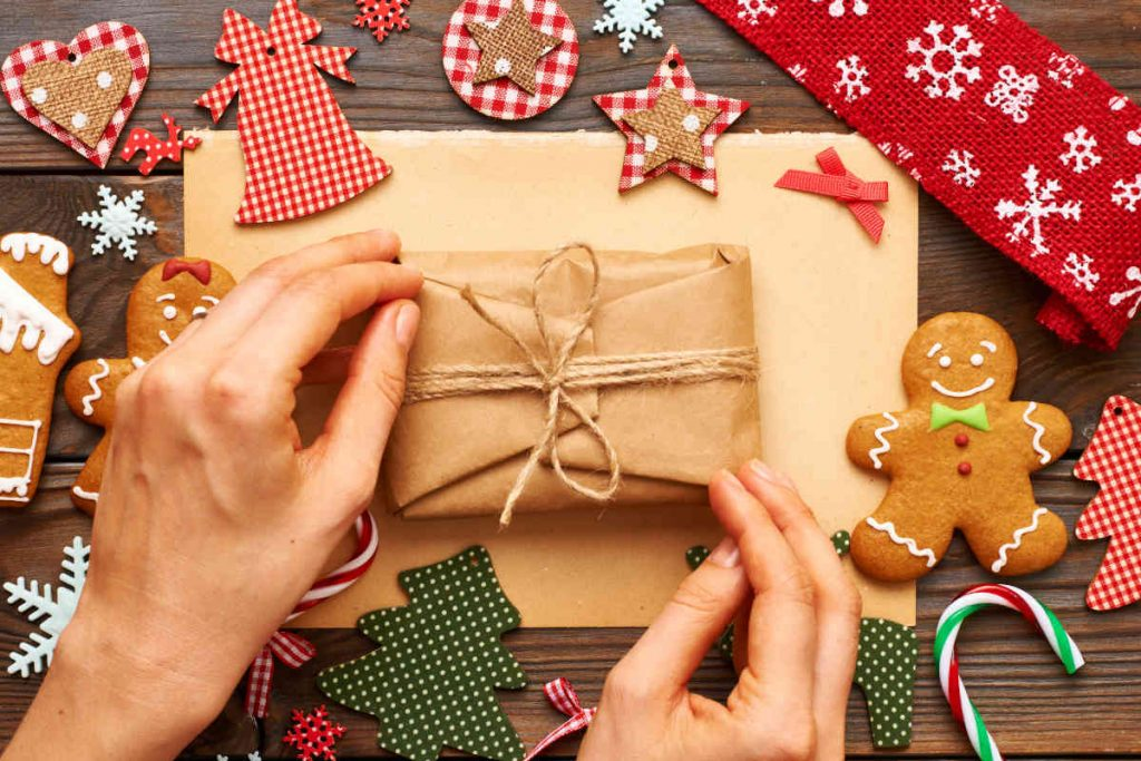 Regali di Natale fatti a mano in cucina