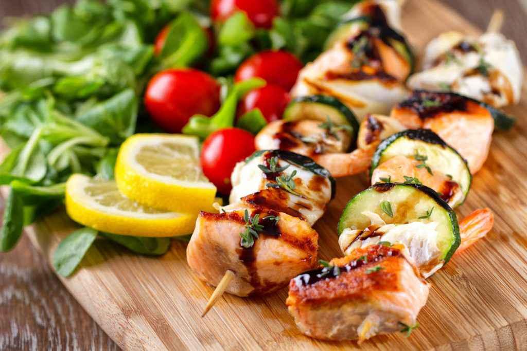 Ricette estive light: fresche e dietetiche