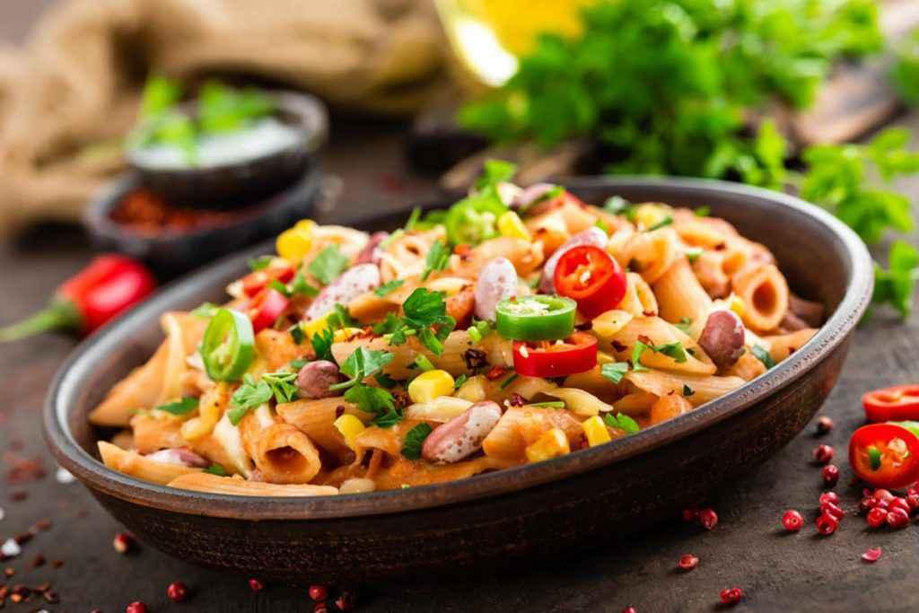 Pasta e fagioli, ricetta piccante con peperoncino