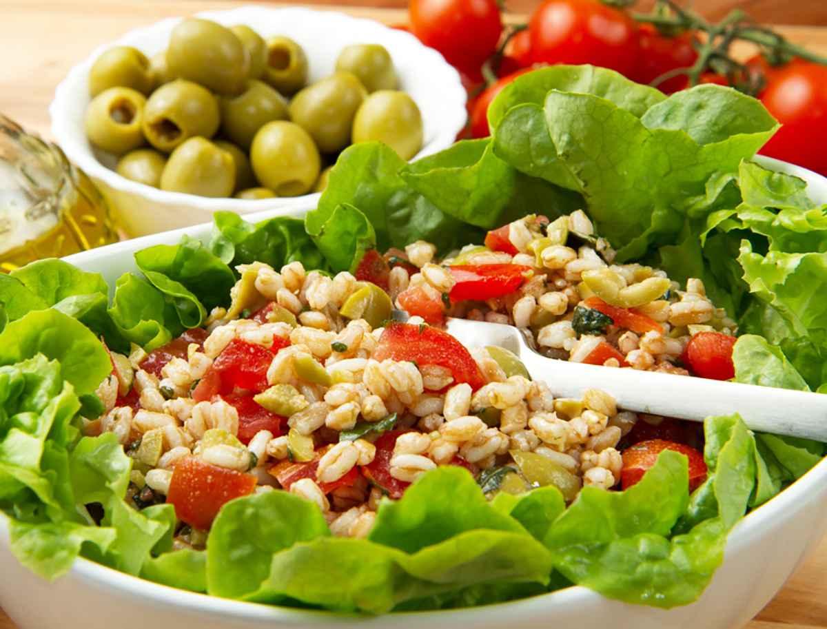 Insalata di farro: le ricette più sfiziose