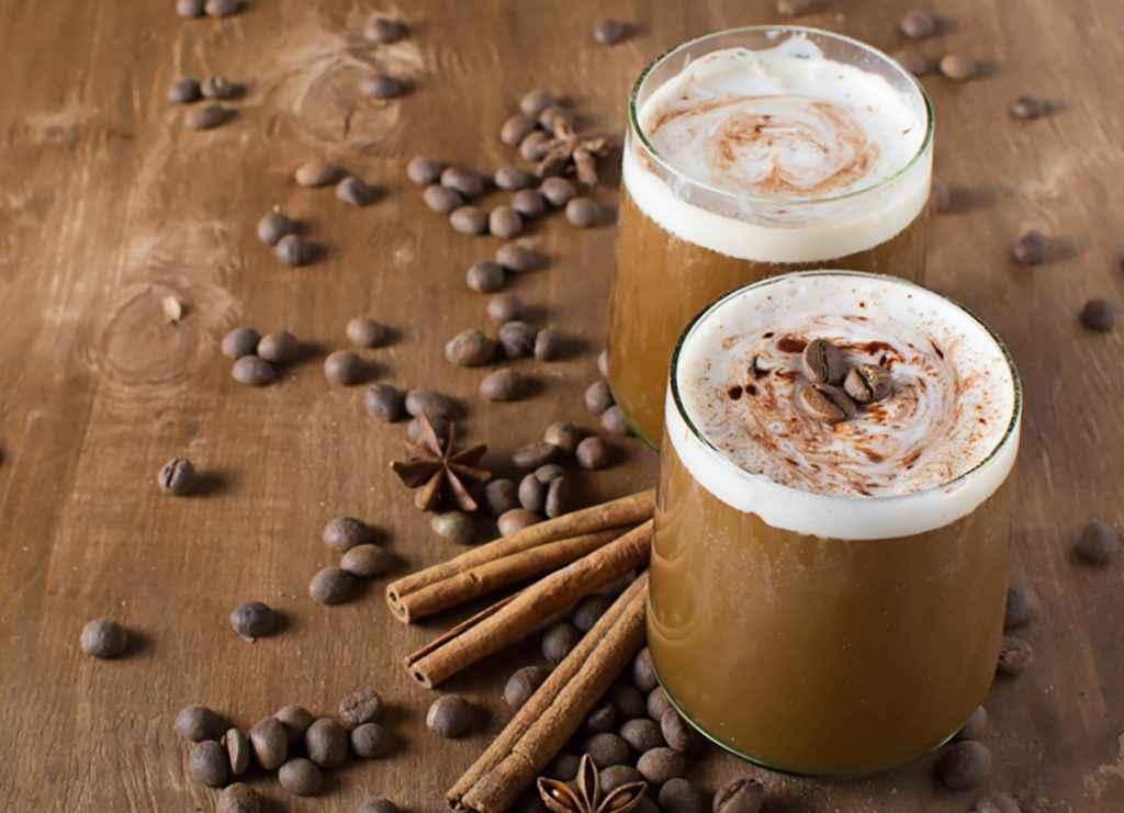 Coppa del nonno Bimby: crema al caffè