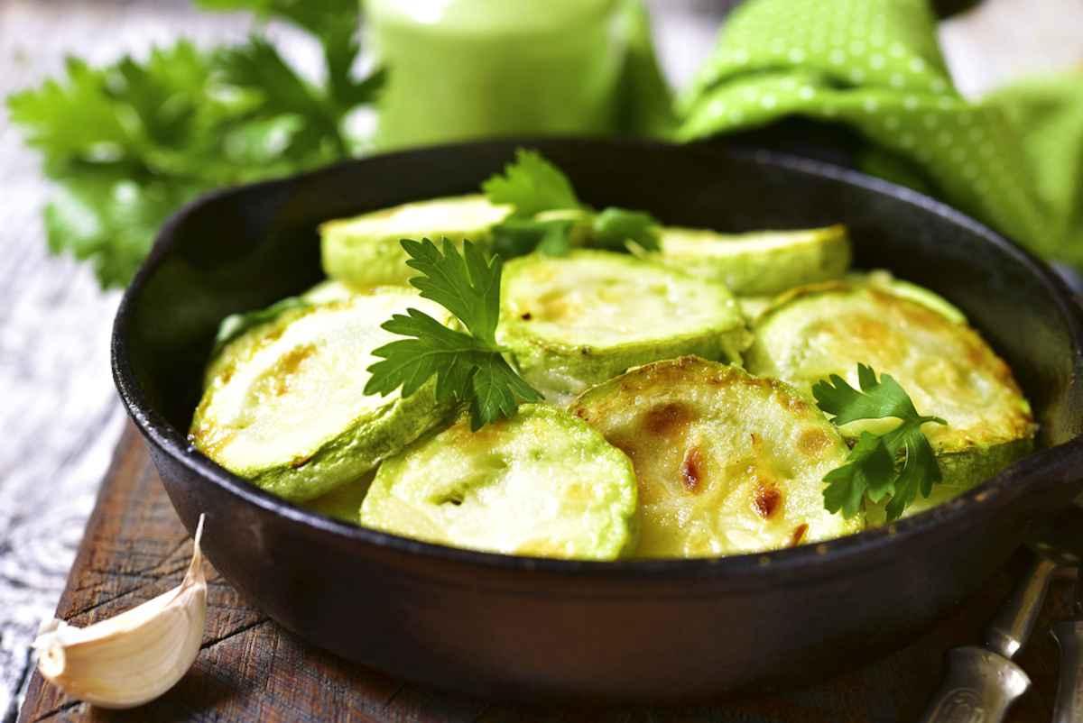 Zucchine trifolate: ricette con le zucchine in padella e al forno