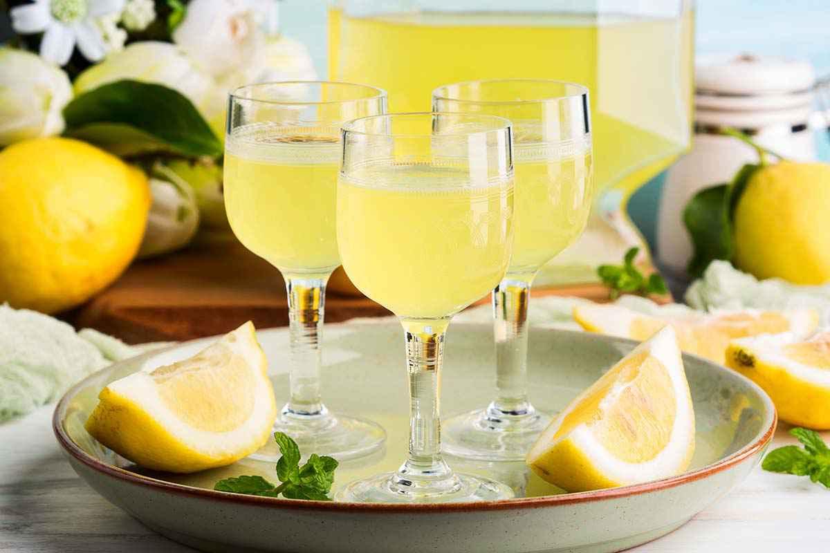 Ricetta classica del limoncello