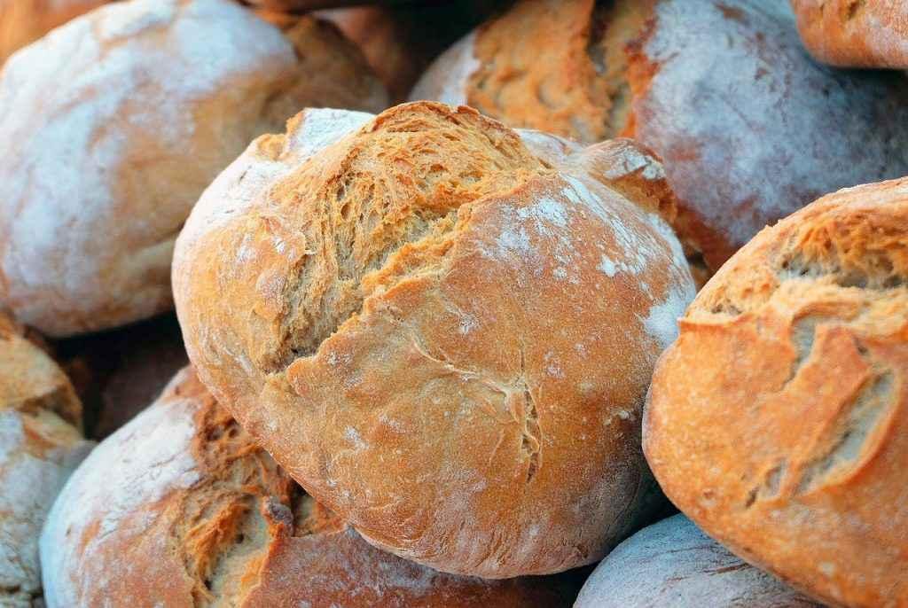 pane fatto in casa con lievito madre