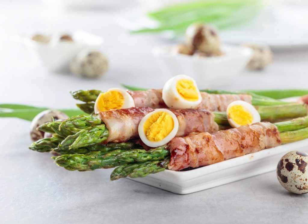 Cottura degli asparagi in padella