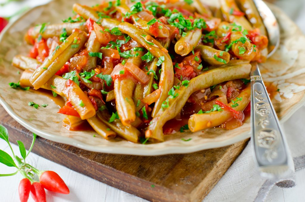 Fagiolini ricette al pomodoro