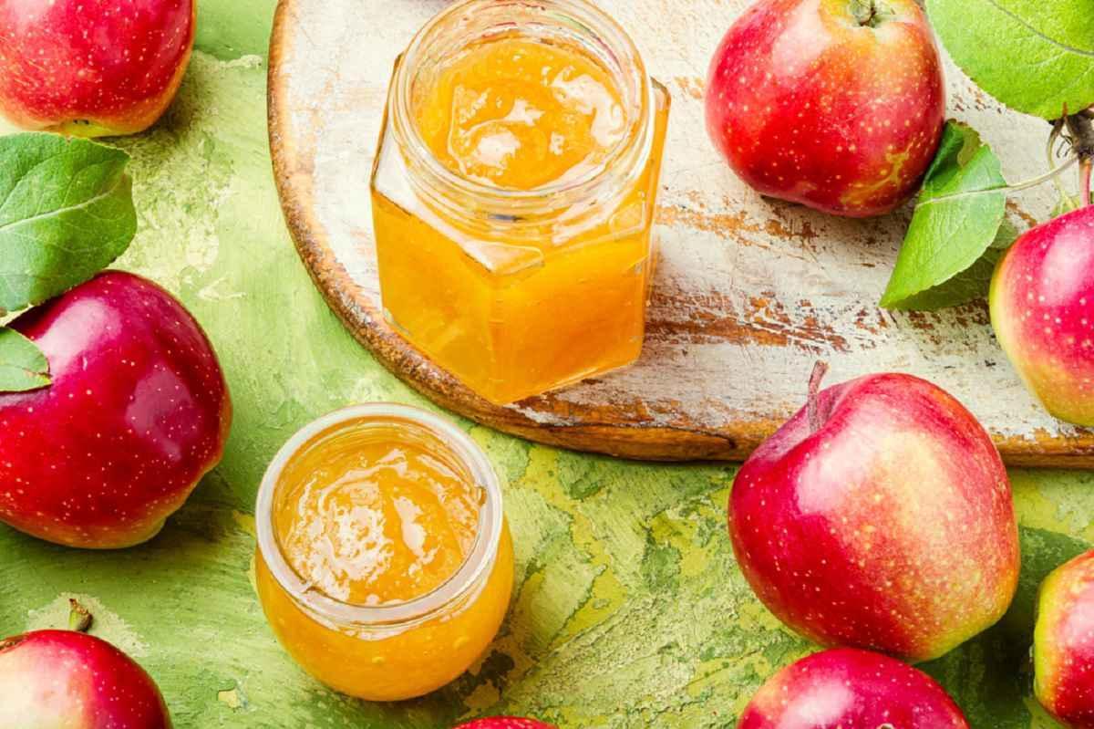 Marmellata di mele ricetta della nonna