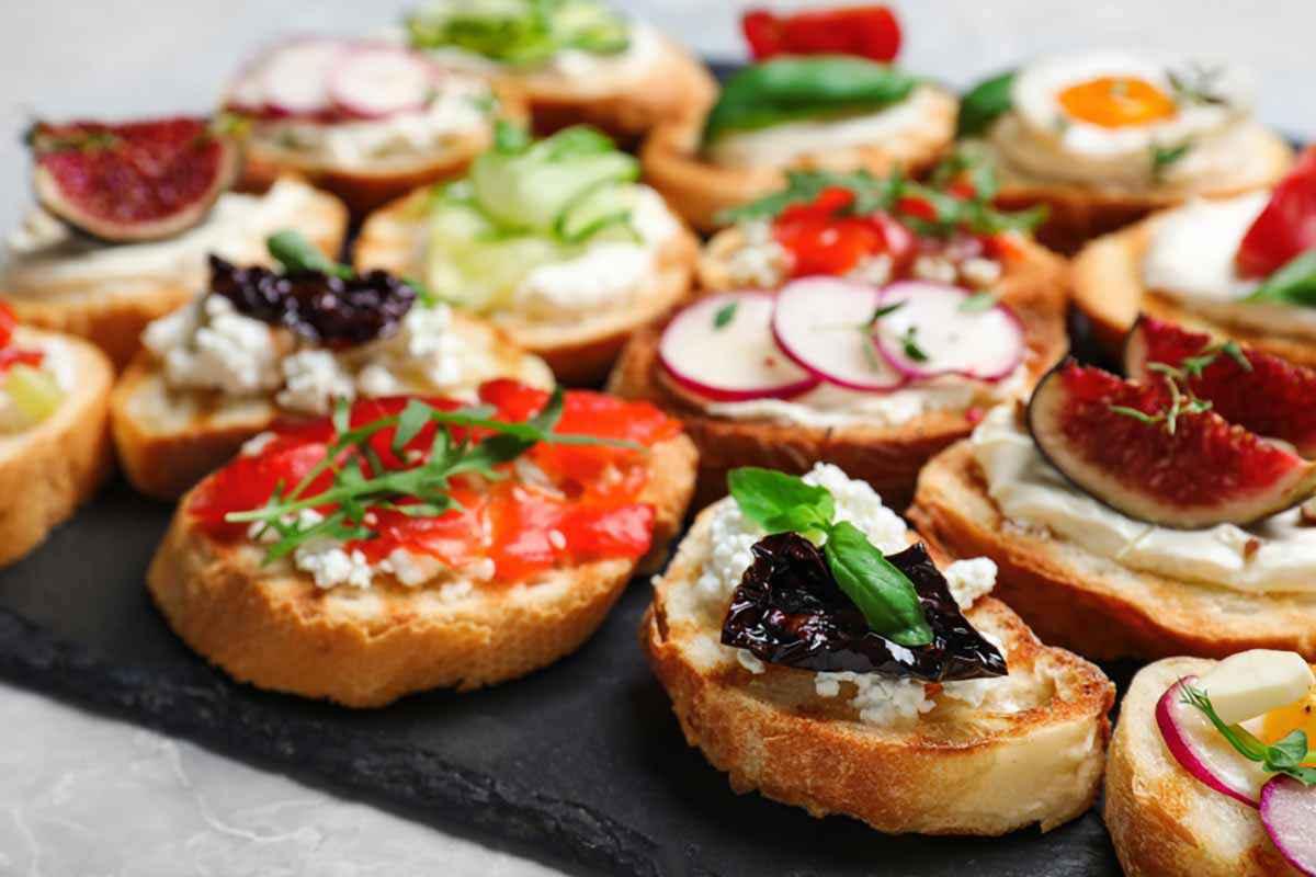 25 snack sani, light e veloci da preparare per un aperitivo o come spezzafame | Buttalapasta