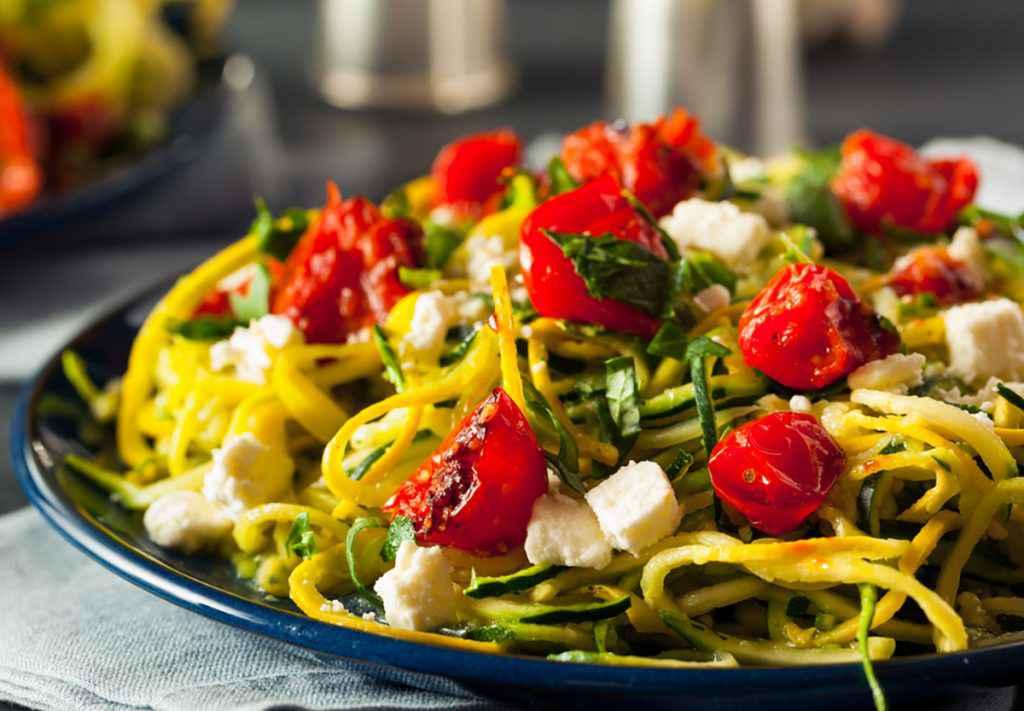 Pasta con verdure: ricette facili e leggere