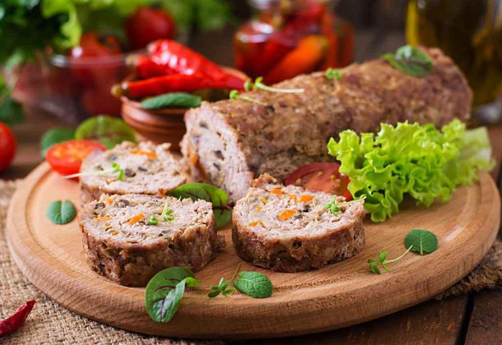 Ricette polpettone con carne, pesce e verdure