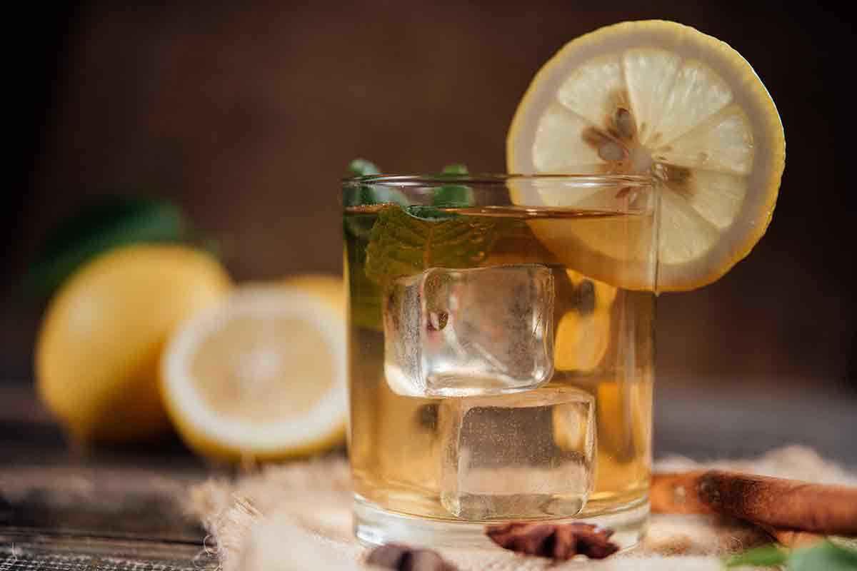 Liquore limone e spezie