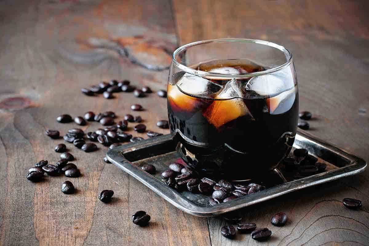 Rosolio al caffè