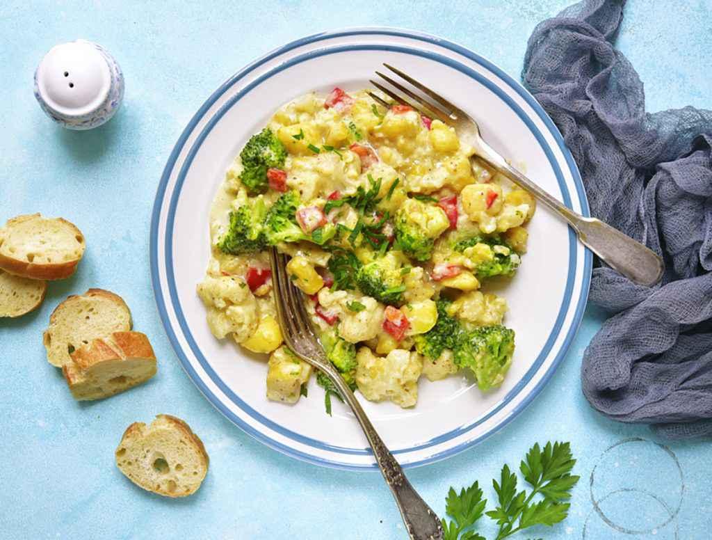 Ricette sfiziose con le patate all'insalata