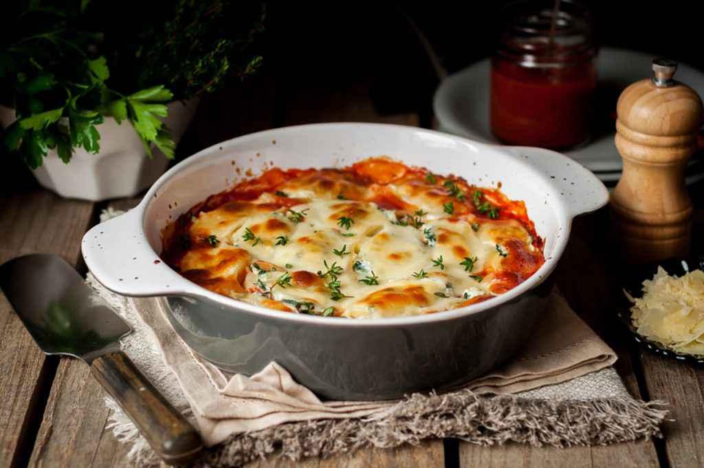 Lasagnetta di zucchine