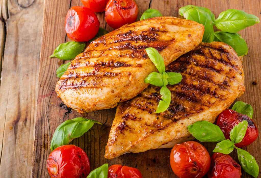 Ricette dietetiche con il pollo