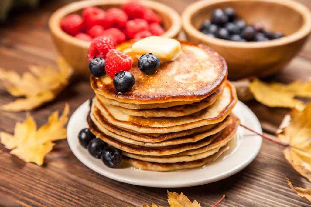 Migliori pancake per colazione
