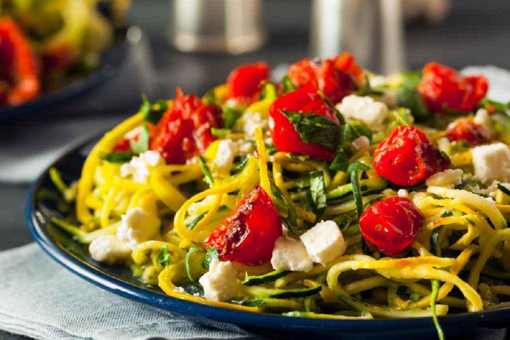 primi piatti sfiziosi con verdure