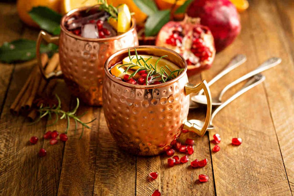 Moscow mule analcolico