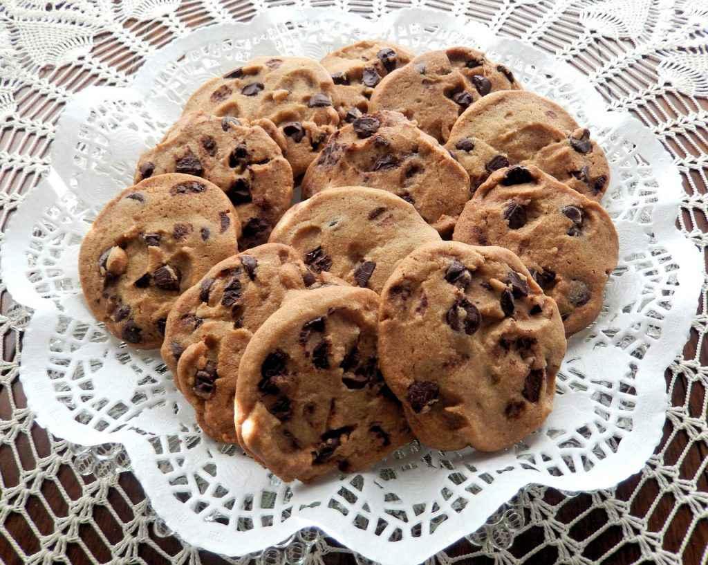 Biscotto al cioccolato senza zucchero