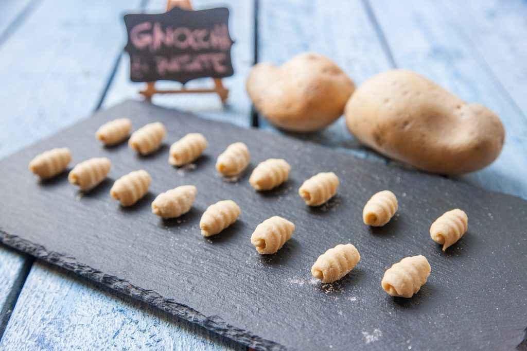 varianti gnocchi di patate senza uova