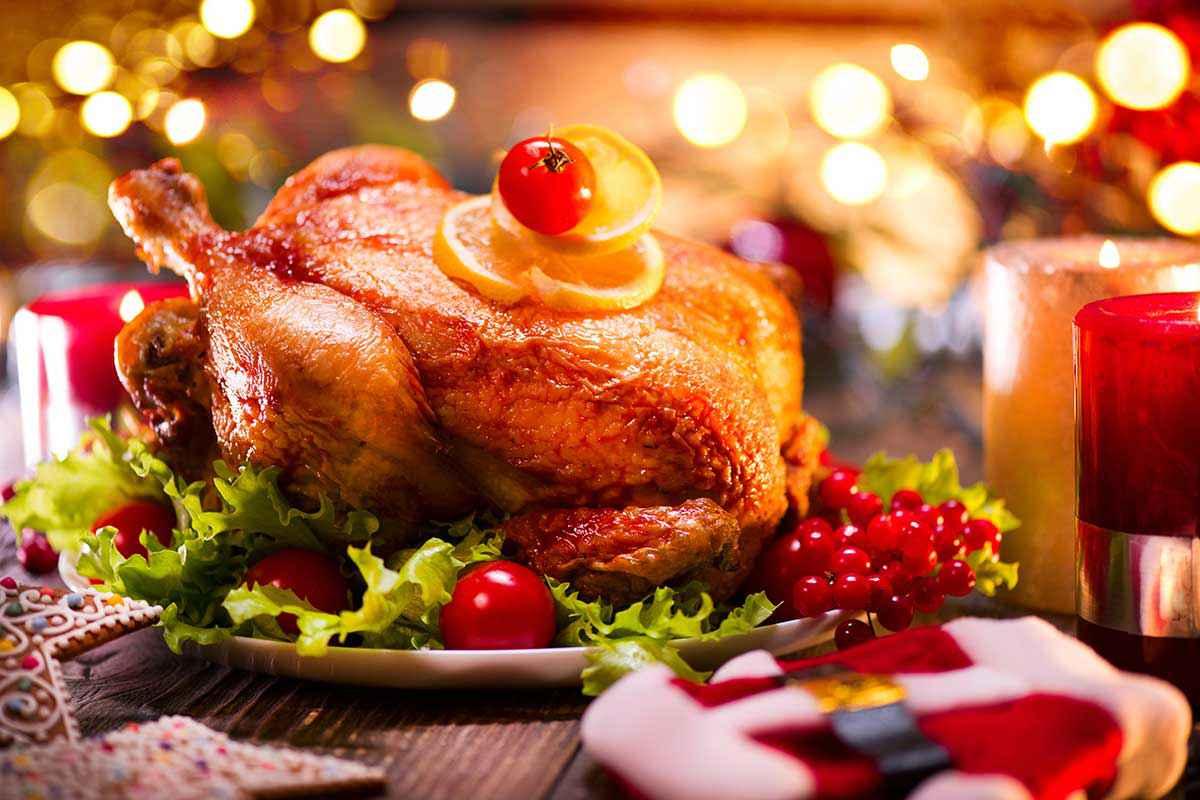 Menu di Natale di carne